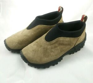 Merrell Winter Moc Suede Slip On Shoes