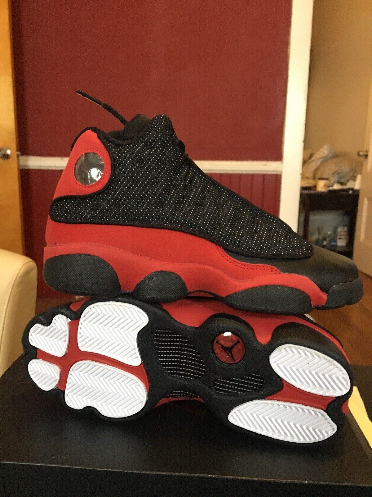 Jordan bred 13 size 5.5 GS