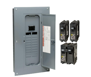 circuit breaker box panel electrical 100 amp 20 space ... 100 amp fuse electrical box 100 amp fuse box configuration