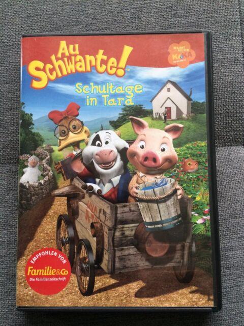 DVD - Au Schwarte! - Schultage in Tara - Absolut Neuwertig