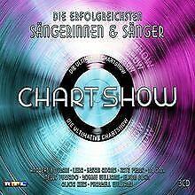 Die-Ultimative-Chartshow-Saengerinnen-amp-Saenger-von-Various-CD-Zustand-gut