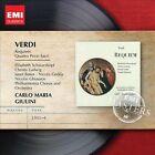 Verdi: Requiem; Quattro Pezzi Sacri (CD, Sep-2011, 2 Discs, EMI Classics)