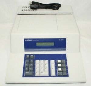 Maverick-M-610-Exception-Check-Encoder-MICR-With-Power-Cord-WITH-PRINTED-MANUAL