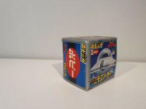 San Ku Kai Message de Space Popy Japan Boîte vide de la soucoupe de Tonto