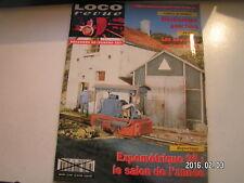 **c Loco Revue n°587 La BB 9200 en N / Locotracteur Milhoud en HO
