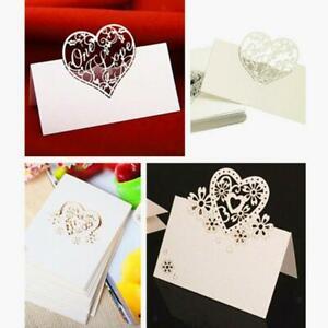 Segnaposto-a-forma-di-cuore-Decorazioni-per-matrimoni-Accessori-50-pezzi