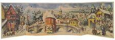 Richard Sellmer Verlag - German Paper Advent Calendar - Panoramic Winter Bridge