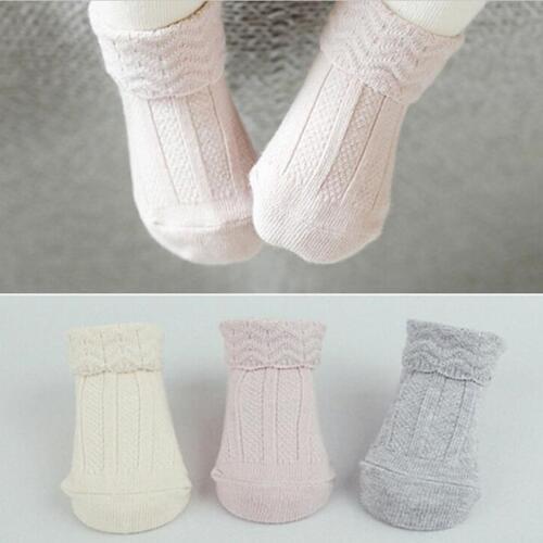 Cotton Baby Socks Anti-Slip Infant Socks Newborn Baby Socks FM