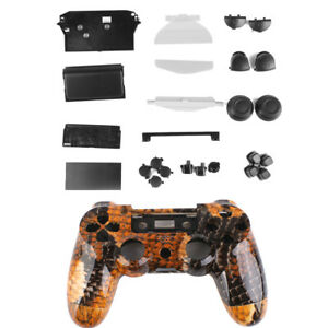 Details about Dragon Full Housing Shell Case Trigger Button Mod kit for PS4  Controller