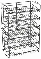 Fifo Can Tracker Food Storage Can Rotator Pantry Shelf