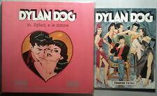 DYLAN DOG Io Dylan e le donne & albetto Femmine fatali - Glamour -  EDICOLA