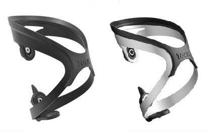 Tacx Tao Vélo-Porte-bouteille t-6602/7 Aluminium 39 G, Noir O. Argent Argent Argent 399d78