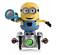 Minion-MiP-Turbo-Dave-Balancing-Robot-Despicable-Me-Toy-WowWee-Illimunation thumbnail 7