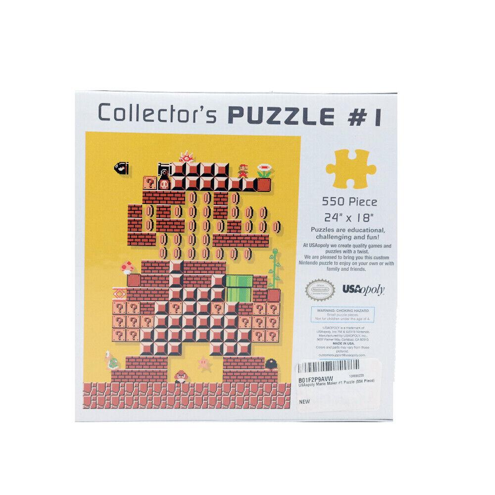 Mario Maker Collector's Collector's Collector's Puzzle