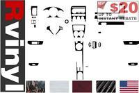 Rdash Dash Kit For Honda Fit 2007-2008 Auto Interior Decal Trim