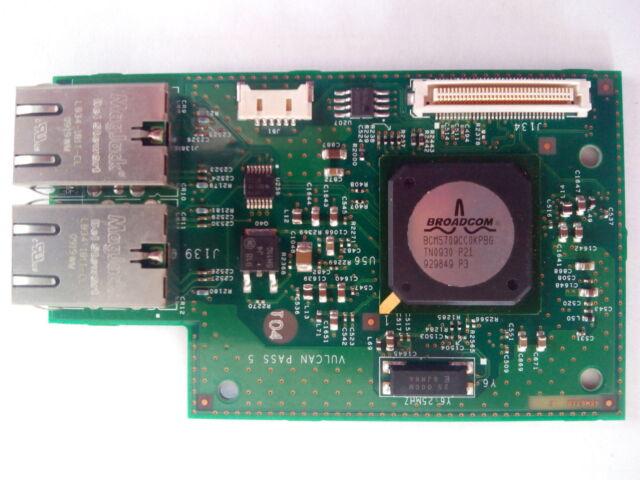IBM 43V7073 DUAL PORT 1GB ETHERNET DAUGHTER Card