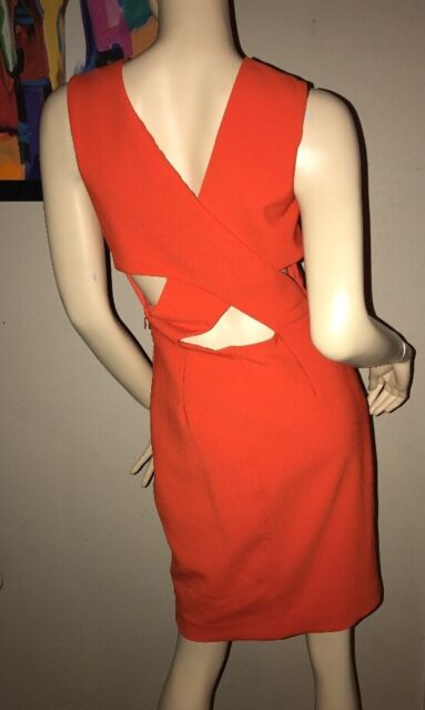 Nicole Miller Dress With Tags Size 6 Ebay