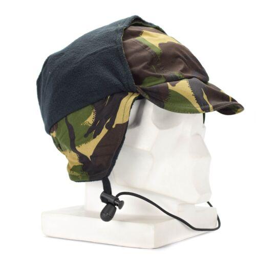 Véritable armée britannique DPM Camouflage Imperméable Gore Tex Cap Doublure Cold Weather Hat New