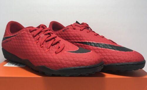 Iii New o Tf 5 Soccer Phelon Tama Hypervenomx 883153597210 Turf Shoes Red Hombres 10 Nike gqwR0x44