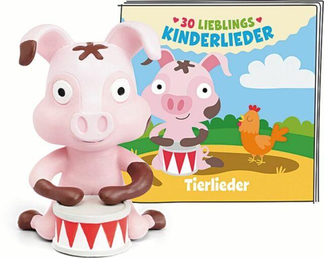 Tonies 30 Lieblings-Kinderlieder - Tierlieder, NEU&OVP
