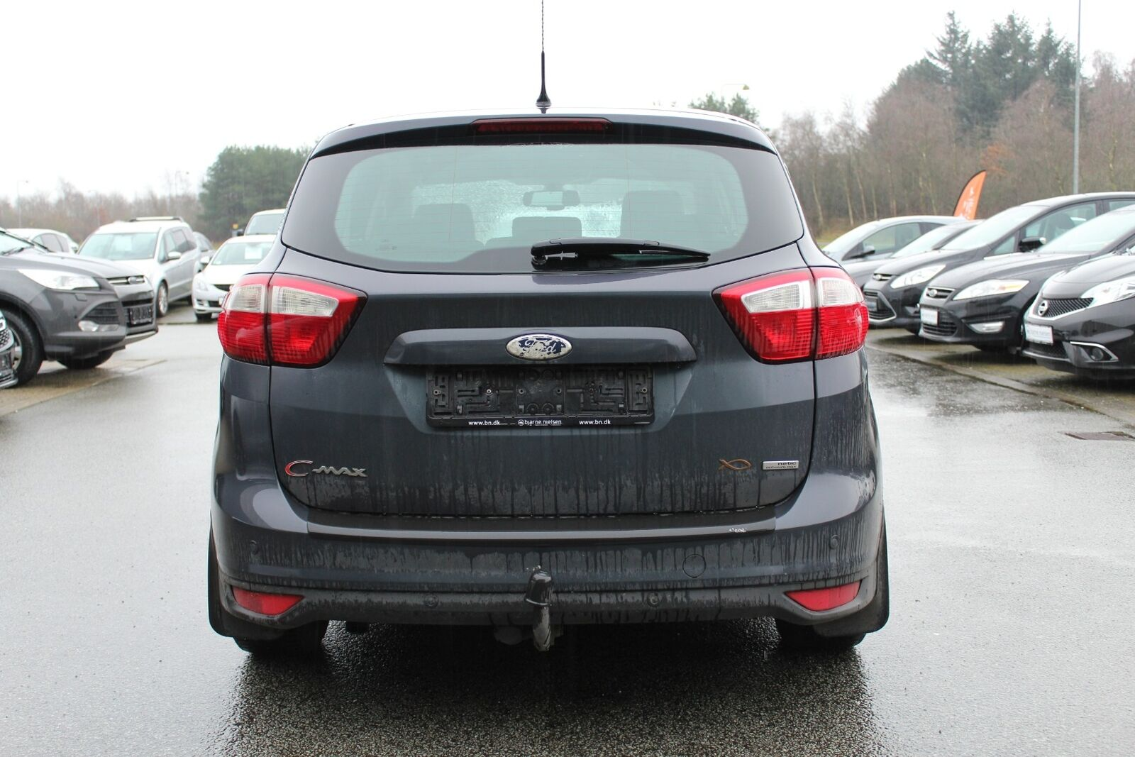 Ford C-MAX 1,6 TDCi 115 Titanium - billede 3