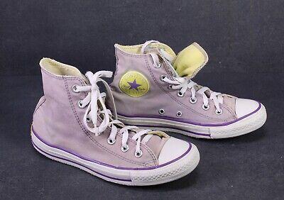 CB479 Converse All Star Chucks Hi Double Tongue Sneaker Gr