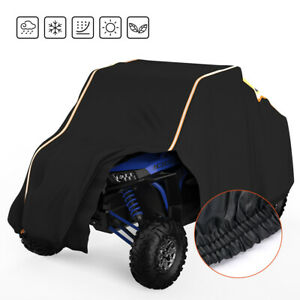 UTV-Cover-Side-by-Side-SxS-Waterproof-Sun-Shade-For-Polaris-RZR-XP-4-1000-900XC