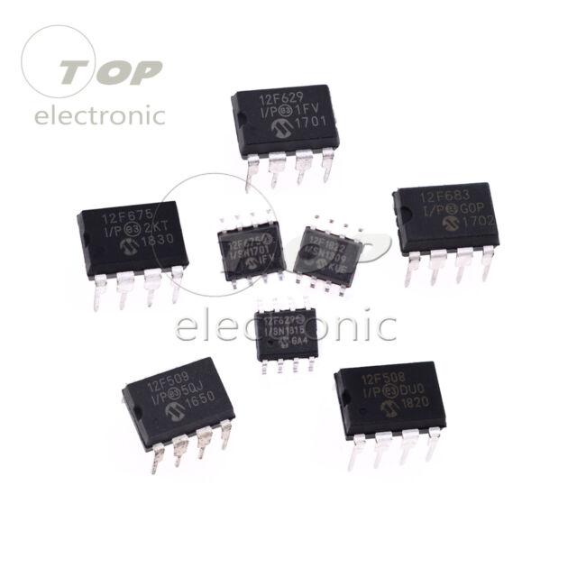 12c508 DIP8 Microchip,pic12c508a-04 // P 8 bit CMOS ATMEGA IC