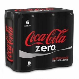 Coca-Cola-Zero-Confezione-da-24-Lattine-x-0-33-lt