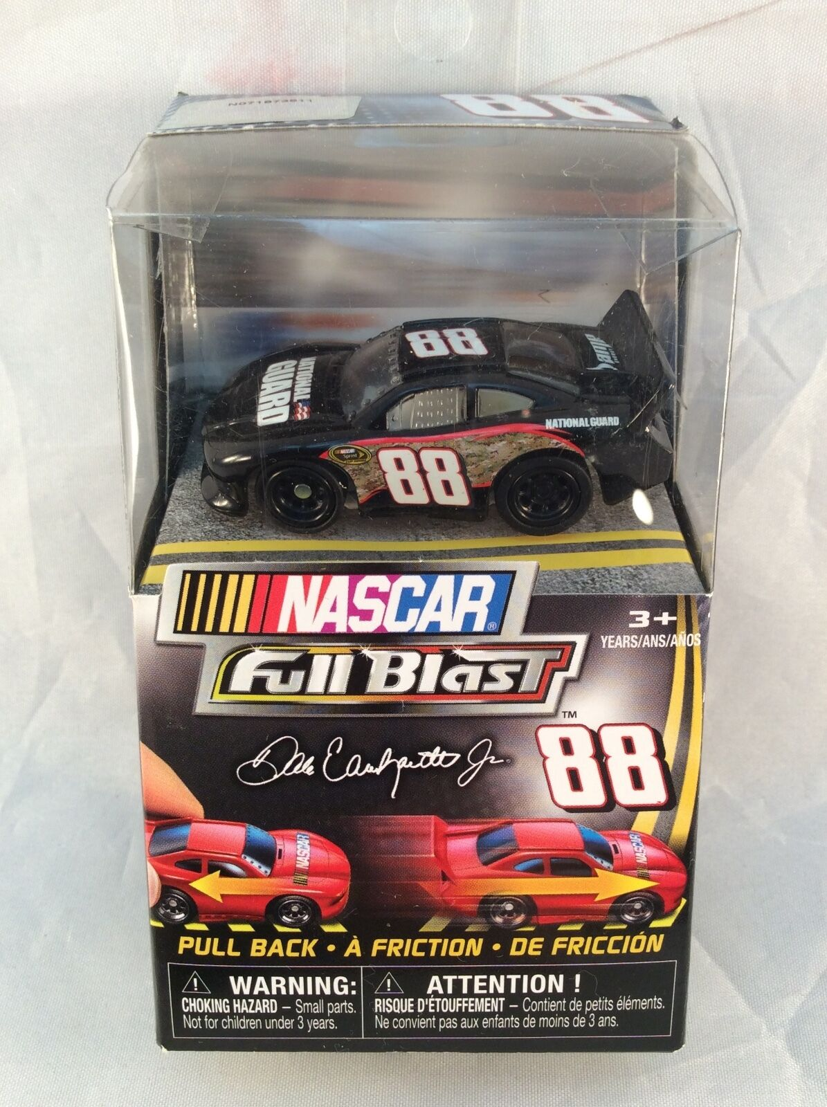 NASCAR Full Blast Dale Earnhardt Jr. Friction Car - Nation Guard Camo