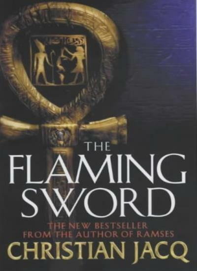 The Flaming Sword (The Queen of Freedom Trilogy) By Christian J .9780743239431