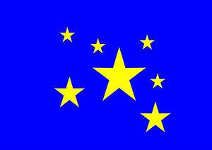 Sterne-Aufkleber-7-Stueck-Wandtattoo-Wand-Deko-Sticker