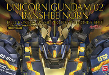 Unicorn Gundam Perfect Grade PG 1/60 RX-0 Banshee Norn Model Kit FREE Shipping