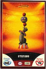 Vignette de collection autocollante CORA Madagascar 3 n° 38/90 - Stefano