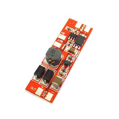 PCB Li-ion Lipo Battery 3.7V step up Convert to Output 1A 1000mA Power DC 5V