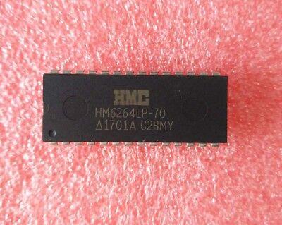 2PCS HM6264LP-70 HM6264LP HMC DIP24 General Purpose Static RAM NEW