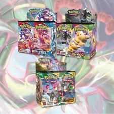 Evolving Skies Booster Box Pokemon Battle Style Vivid Voltage Booster Box Bundle