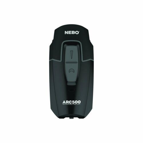 NEBO 6641 ARC 500 Rechargeable Li-ion Bike Light Detachable HALF PRICE