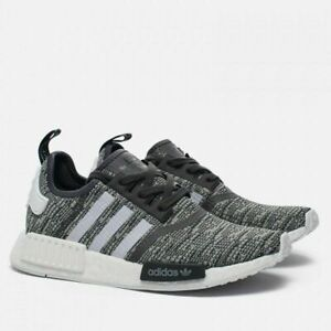 Details about ADIDAS ORIGINALS NMD R1 SHOES SNEAKERS BOOST R_1 GRAY PRIMEKNIT WOMENS BY3035