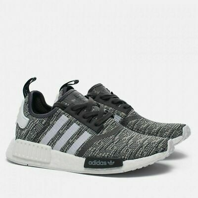adidas Originals NMD R1 Sneakers In Gray Gray | Grey