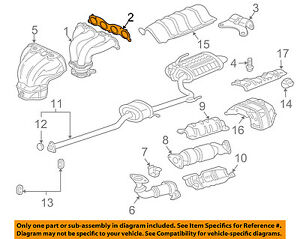 integra exhaust system diagram repair manual Volvo Exhaust System Diagram