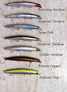 PAYO-SASUKE-140F-Mac-Tune-Fishing-Minnow-lure-SeaBass-Imperial-Sardine