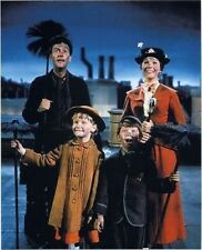 Julie Andrews Mary Poppins 10x8 Photo