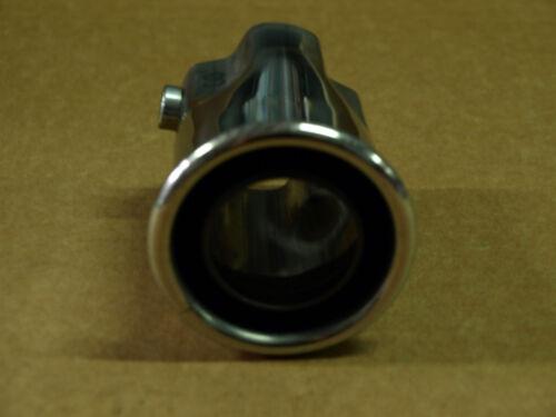 GENUINE MG Rover EXHAUST TRIM FINISHER FITS 40mm Diameter DUB012062EVA CHROME