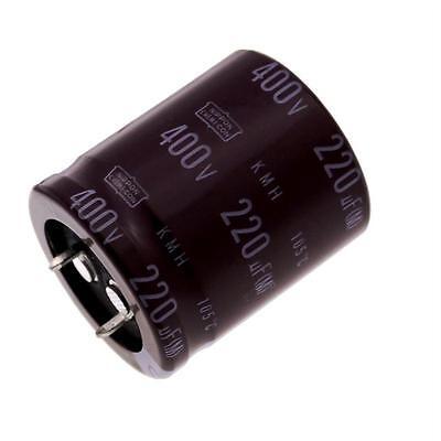 Kondensator Elko 220 µF 400 Volt