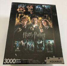 AQUARIUS JIGSAW PUZZLE HARRY POTTER MOVIE COLLECTION 3000 PCS #68503