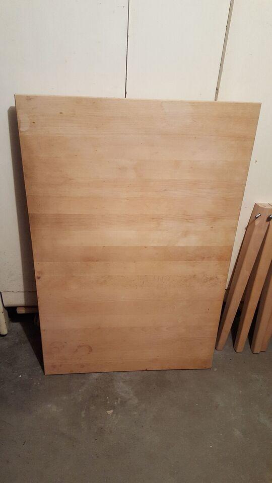 Spisebord, Træ, b: 72 l: 109