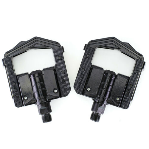 2pcs For Wellgo F178 F265 Aluminum Alloy Foldable Loose Beads Bike Pedals Ankle