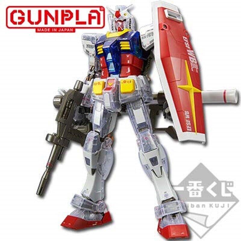 Mobile Suit Gundam Gundam Competition Last 1 Award MG 1 100 RX - 78 - 2 Gundam