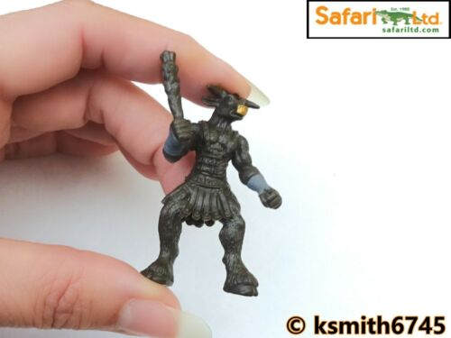 nouveau Safari MYTHICAL REALMS TOOB Jouet en plastique tube Fantasy Figure Bundle of 8